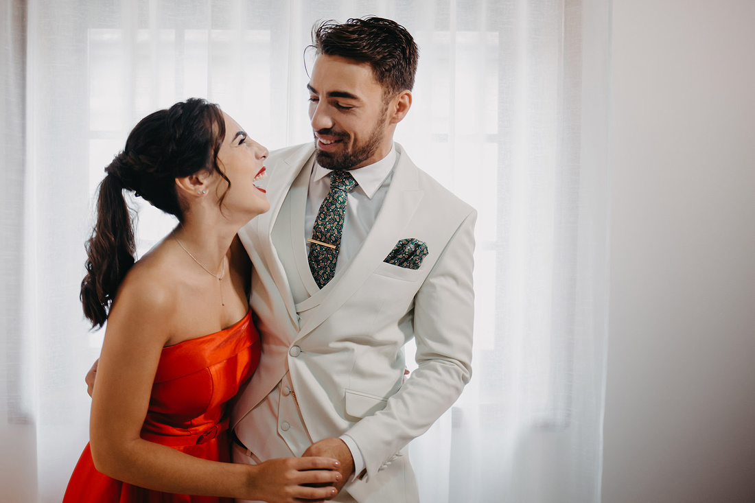 Fotografia de casamento pelo fotógrafo de casamento Minimal Pho
