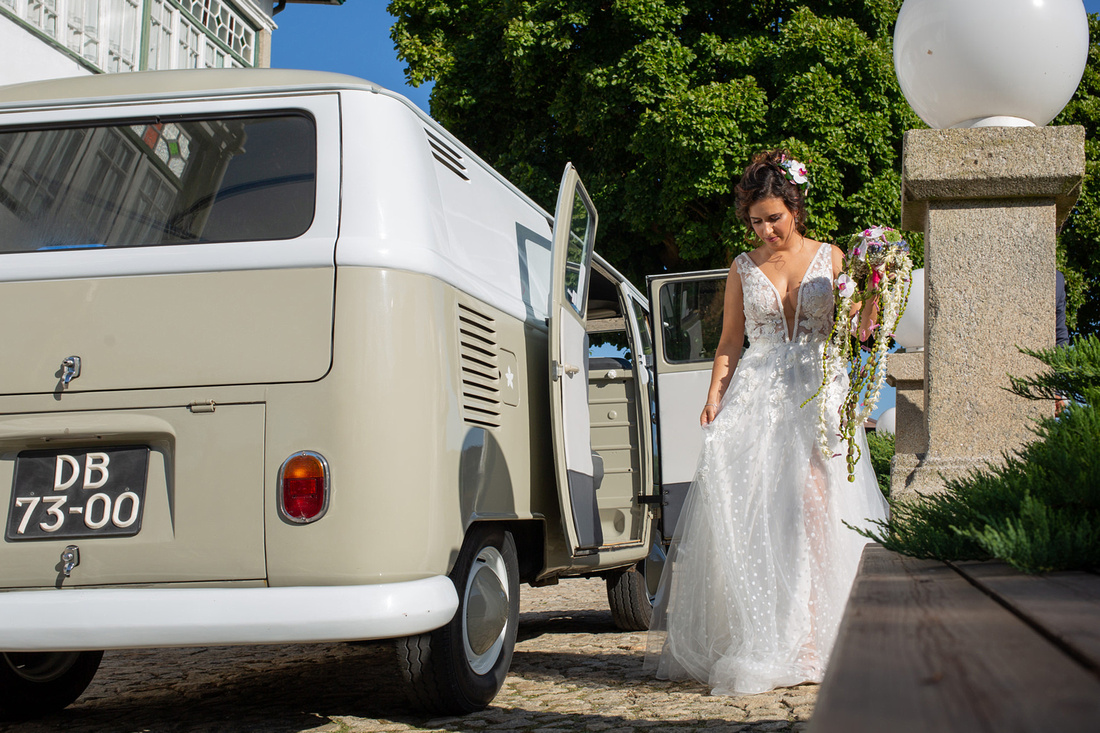 Fotografia pelo fotógrafo de casamento Minimal Photo por Arlind
